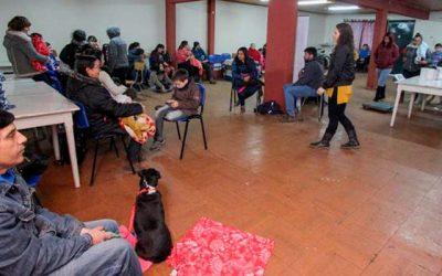 Operativo de Rengo finaliza con 1011 mascotas esterilizadas y microchipeadas gratuitamente