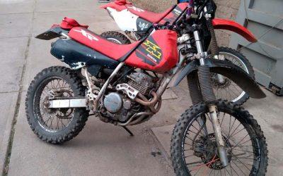 PDI detiene a dos integrantes de una banda que se dedicaba a cometer robos de motos
