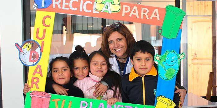 Salud Machalí impulsa la protección del Medioambiente en la Escuela San Joaquín de los Mayos