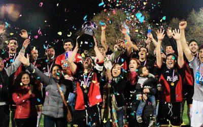 San Francisco en seniors y adultos campeones de cuadrangulares de fútbol de fiestas patria Palmilla 2017