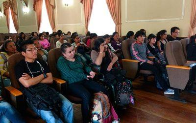 UOH firma carta de intención para lograr acuerdos de intercambio estudiantil e investigación con Universidad boliviana