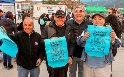Vecinos de San Fernando disfrutaron de un gran Gobierno Presente
