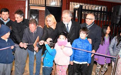 Vecinos de población Jorge Alessandri cuentan con nueva sede social