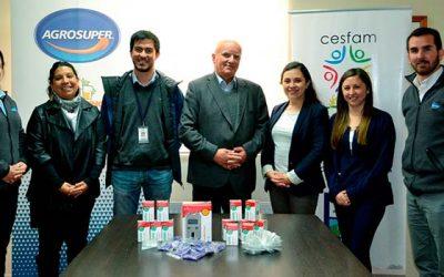 Agrosuper entrega moderno equipo de salud a Cesfam de La Estrella