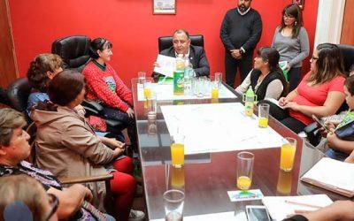 Alcalde de Graneros consigue subsidios habitacionales para damnificados de incendio
