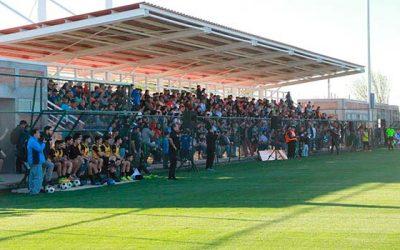 Alcalde de Rancagua inaugura el estadio Lourdes