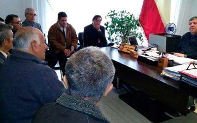 Alcalde de Rengo se reúne con delegación para coordinar el IV encuentro binacional ministros del evangelio