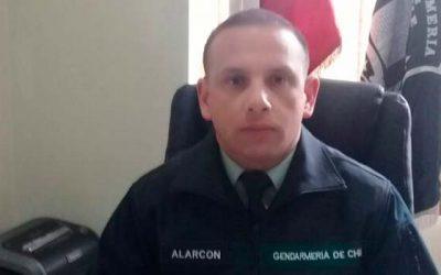 Asume nuevo director regional de Gendarmería en la Sexta Región