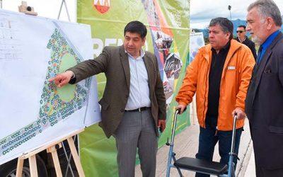 Comienza construcción del Parque Oriente de Rengo