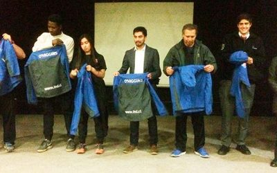Delegación de deportistas que participarán en Binacionales recibieron indumentaria oficial por parte del IND