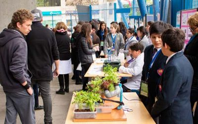 Feria de Divulgación Científica del da a conocer investigaciones escolares de la región
