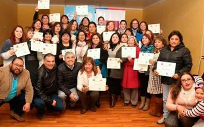 Finalizan escuelas de líderazgos Sernameg-Fundación Instituto de la Mujer