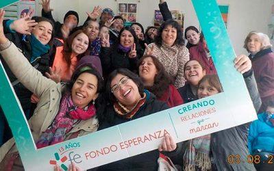 Fondo Esperanza celebra 15 años apoyando al emprendimiento en Chile