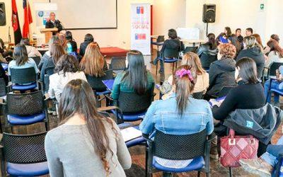 Gobernación Colchagua desarrolla capacitación a profesionales del área social de los municipios de la provincia