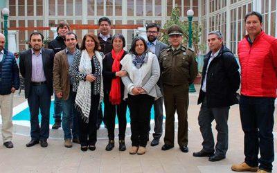 Gobernación de Cachapoal reúne a vecinos de Chacayes y representantes de RallyMobil