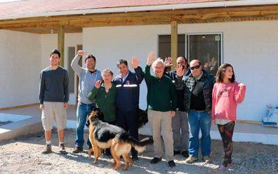 Gobierno entrega 7 nuevas obras post incendios forestales en la Sexta Región
