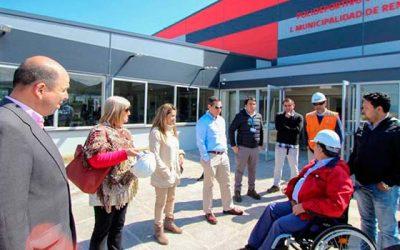 Importantes inversiones en salud y deporte entregará municipio de Rengo el 2018