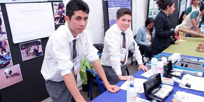 Las mejores investigaciones escolares de la región en congreso regional de ciencia y tecnología