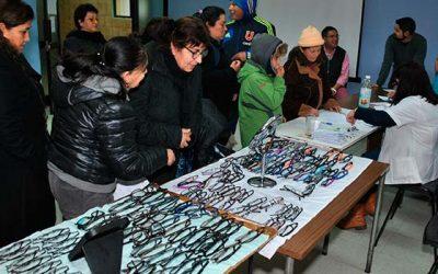Más de 200 sanfernandinos beneficiados con el convenio de resolutividad oftalmológica