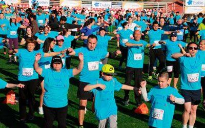 Más de 9 mil personas participaron en la Corrida Familiar Rancagua