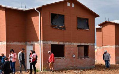Ministra Saball inaugura obras de mejoramiento en Barrio Las Américas de Graneros