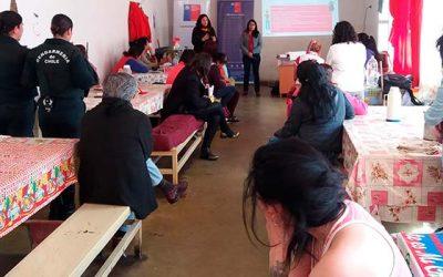 Mujeres privadas de libertad participan de elaboración del Plan Nacional de Igualdad