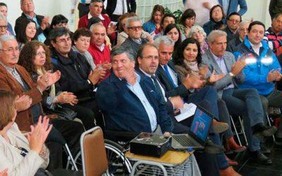 Nueva ley APR reunió a autoridades y dirigentes de la Sexta Región