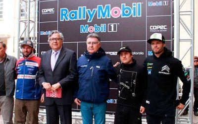 RallyMobil arranca con súper especial nocturna en Rancagua