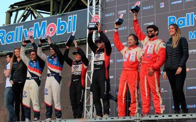 RallyMobil corona a campeones del Gran premio de Rancagua