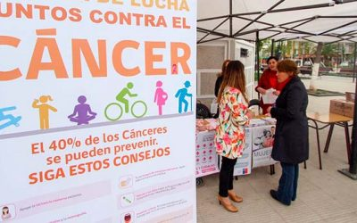 Rengo trabajando fuerte en la prevención del cáncer