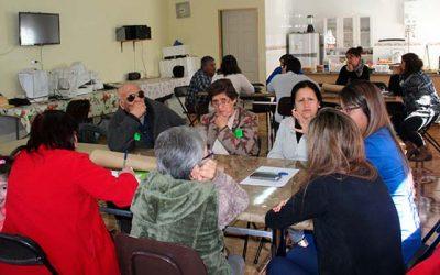 Salud Machalí realiza diagnóstico participativo junto a la comunidad de Coya