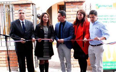 Senda inaugura un nuevo centro terapéutico en San Fernando