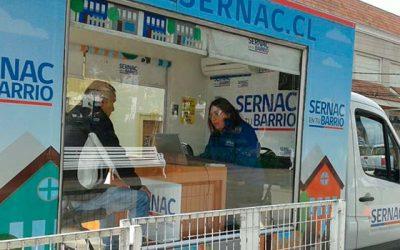 Sernac móvil recorrerá la sexta región durante octubre