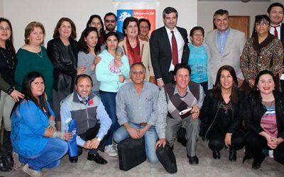 Subsecretario de Justicia asiste a diálogo Nuevo ahorro colectivo realizado por la Gobernación de Cachapoal