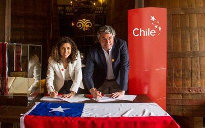 VIU Manent E Imagen de Chile firman importante acuerdo