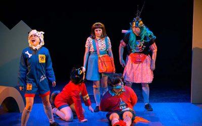 Vanguardia del teatro chileno infantil llega a festival EncuentrOH!