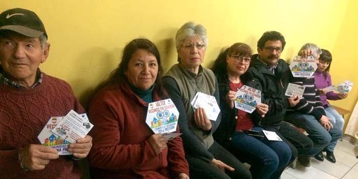 Vecinos de Rengo lanzan plan de seguridad
