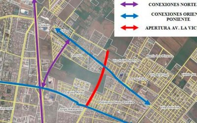 Aprueban recursos para apertura de avenida La Victoria de Rancagua