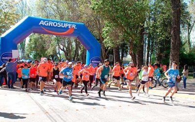 Cientos de deportistas corrieron en Graneros