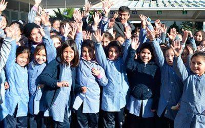 Cierran exitoso proceso de postulaciones al nuevo Sistema de Admisión Escolar