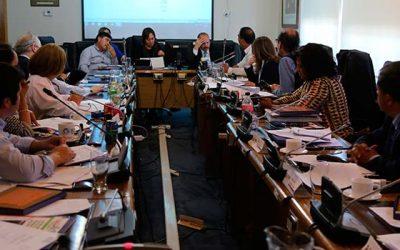 Consejo regional aprueba proyectos del Fondo Nacional de Desarrollo Regional