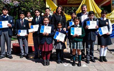 Cormusaf premia a los mejores lectores de la educación pública sanfernandina