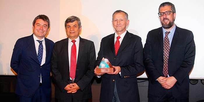 Corporación Pro OHiggins es premiada por su aporte al medioambiente
