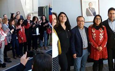 En Rancagua inaugura Seremi de la Mujer y la Equidad de Género