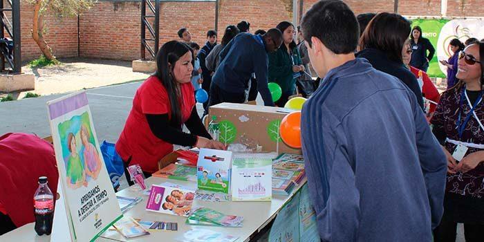 En Rosario celebran día de la alimentación saludable