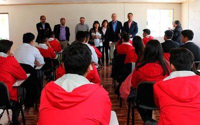 Fondo FIC dará inicio a segunda etapa del proyecto Escuela mina planta
