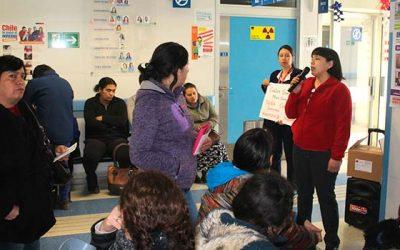 Intervención Hablemos de Infecciones de Trasmisión Sexual, VIH y SIDA desarrolló Salud Machalí