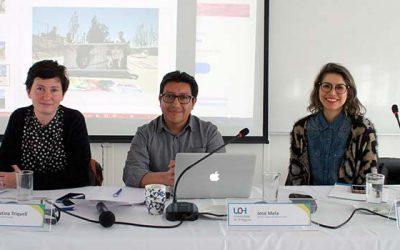 Investigadores de la UOH y del IDES de Argentina lideraron seminario