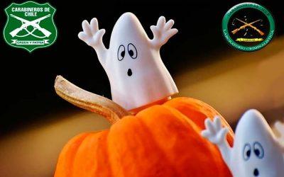 Labocar Rancagua entrega reconmedaciones para este Halloween