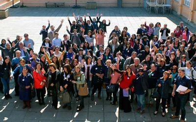 Más de un centenar de docentes de Mostazal participan del taller RPAcción de ARPA